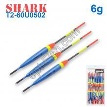Поплавок Shark Тополь T2-60U0502 (20шт)