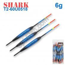 Поплавок Shark Тополь T2-60U0518 (20шт)