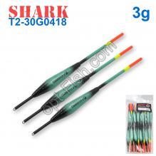 Поплавок Shark Тополь T2-30G0418 (20шт)
