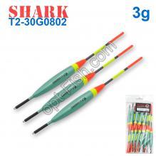 Поплавок Shark Тополь T2-30G0802 (20шт)