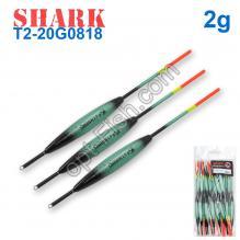 Поплавок Shark Тополь T2-20G0818 (20шт)