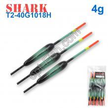 Поплавок Shark Тополь T2-40G1018H (20шт)