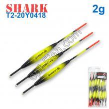 Поплавок Shark Тополь T2-20Y0418 (20шт)