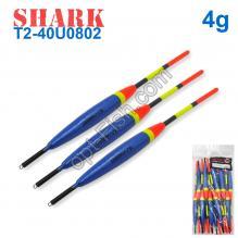 Поплавок Shark Тополь T2-40U0802 (20шт)