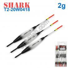 Поплавок Shark Тополь T2-20W0418 (20шт)
