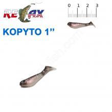 Силикон Relax  Kopyto 1' col.S038 (100шт)