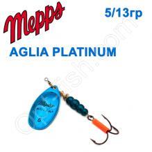 Блесна  Mepps AGLIA PLATIUM blue bleu 5/13g