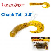 Твистер 2,9 Chank Tail LUCKY JOHN*7 140106-002