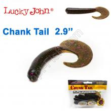 Твистер 2,9 Chank Tail LUCKY JOHN*7 140106-S21