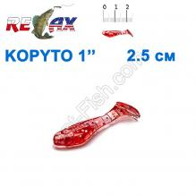 Силикон Relax  Kopyto 1 col.S110 (100шт)