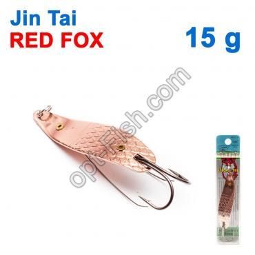 red fox блесна купить