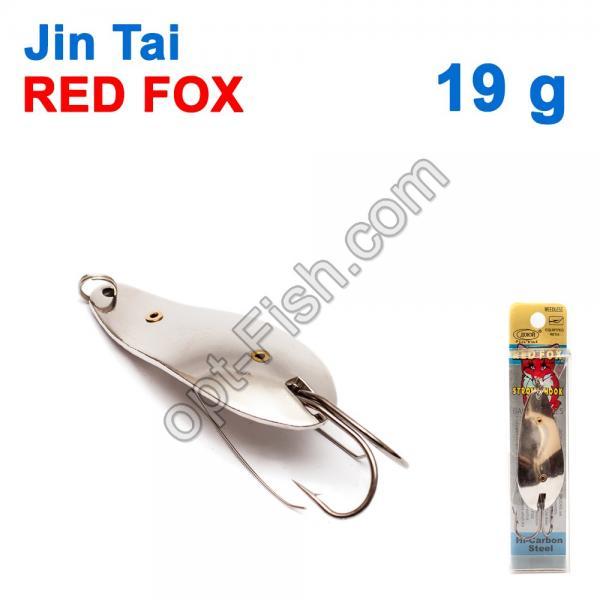 red fox блесна