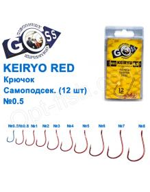 Goss Keiryo 10078 RED