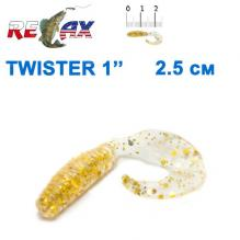 Силикон Relax Twister 1 col.TS 024(100шт)