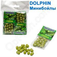 Минибойлы Dolphin 6х10 мм горох (10шт)