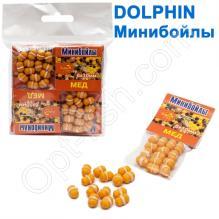 Минибойлы Dolphin 6х10 мм мед (10шт)