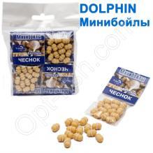 Минибойлы Dolphin 6х10 мм чеснок (10шт)