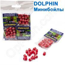 Минибойлы Dolphin 6х10 мм шелковица (10шт)