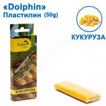 Пластилин Dolphin 50g Кукуруза