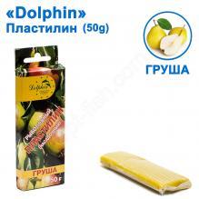 Пластилин Dolphin 50g Груша