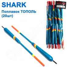 Поплавок Shark Тополь T2-80U1212 (20шт)