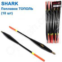 Поплавок Shark Тополь T2-4+3B0403LS (10шт)