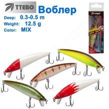 Воблер Ttebo M-CON95 (0,3-0,5m) 12,5g MIX