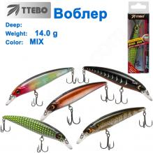 Воблер Ttebo M-AN95 14g MIX