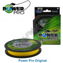 Шнур Power Pro Original желтый (0,10мм 135м) *