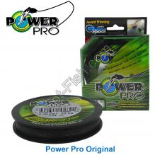 Шнур Power Pro Original т.зеленый (0,10мм 135м) *