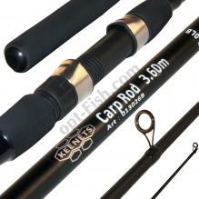Карповое удилище шт2 Carp Rod 3LB №013026B 88-122 3,6м *