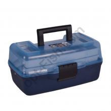 Ящик Adams 2х-полочный (прозр. крышка) 1702Т