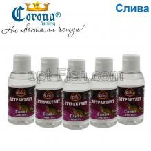 Аттрактант Corona 30мл слива
