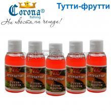 Аттрактант Corona 30мл тутти-фрутти