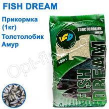 Прикорм FD толстолоб-амур 1кг