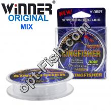 Леска 30 Winner MIX 0.10 *