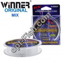 Леска 30 Winner MIX 0.25 *