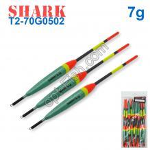 Поплавок Shark Тополь T2-70G0502 (20шт)