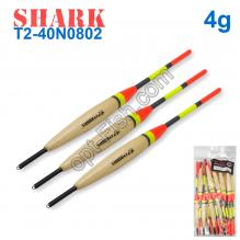Поплавок Shark Тополь T2-40N0802 (20шт)