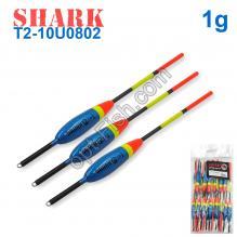 Поплавок Shark Тополь T2-10U0802 (20шт)