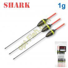 Поплавок Shark Тополь T2-10B2317U (10шт)