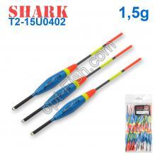 Поплавок Shark Тополь T2-15U0402 (20шт)