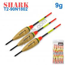 Поплавок Shark Тополь T2-90N1802 (10шт)