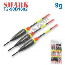 Поплавок Shark Тополь T2-90B1802 (10шт)