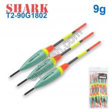 Поплавок Shark Тополь T2-90G1802 (10шт)