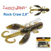 Твистер (рак) 2.8 Rock Craw LUCKY JOHN*5 140117-S21