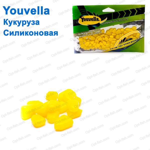 силиконовая кукуруза в дипе для рыбалки купить