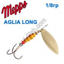 Блесна Mepps Aglia long zota-gold 4/17g