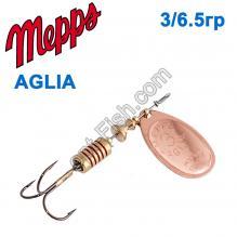 Блесна Mepps Aglia miedzianna-cooper 3/6,5g