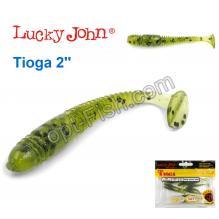Виброхвост 2 Tioga LUCKY JOHN*10 140102-PA01